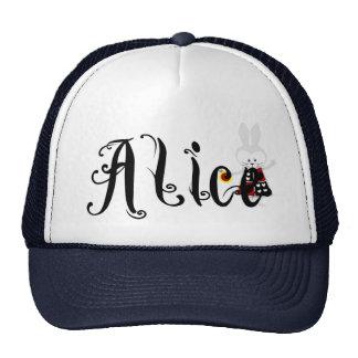 White Rabbit - Alice's Adventures in Wonderland Cap
