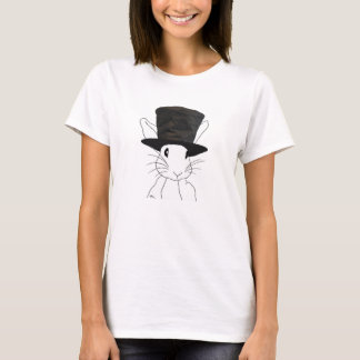 White Rabbit Baby Doll Shirt