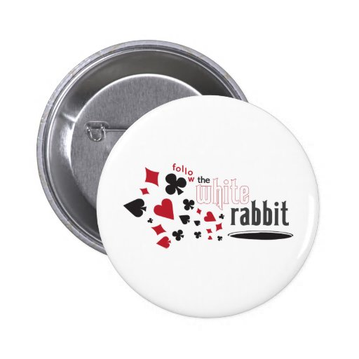 White Rabbit Buttons