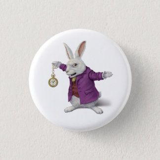 White Rabbit Badge