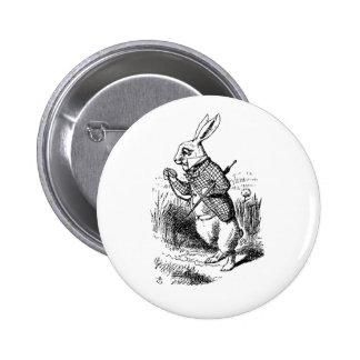 White rabbit button time management