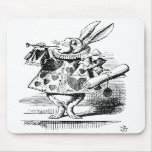 White Rabbit dressed as Herald Mouse Mats