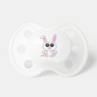 White Rabbit Pacifiers