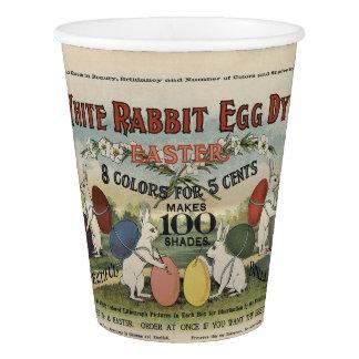 White Rabbit Egg Dye Paper Cup