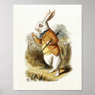 vintage alice in wonderland posters amp prints zazzlecouk