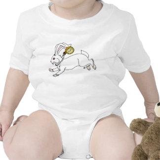 White Rabbit Infant Creeper