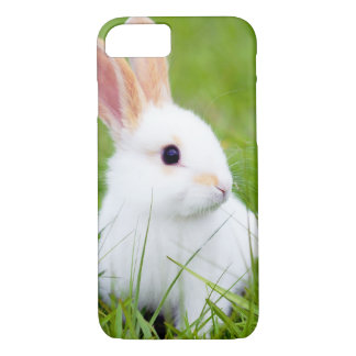 White Rabbit iPhone 7 Case