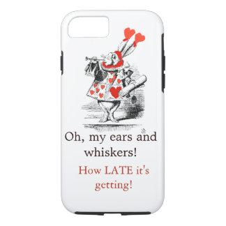 White Rabbit Phone Case