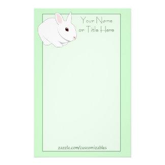 White Rabbit Stationery