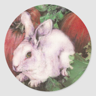 White Rabbit Stickers