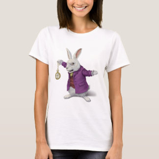 White Rabbit T-Shirt (Adult Female)