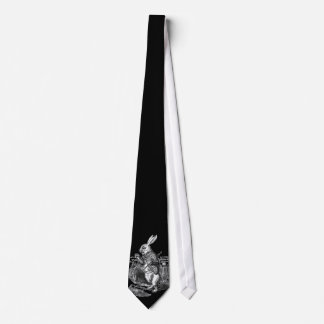 White Rabbit Tie