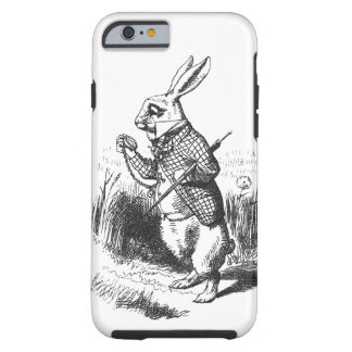White Rabbit Tough iPhone 6 Case