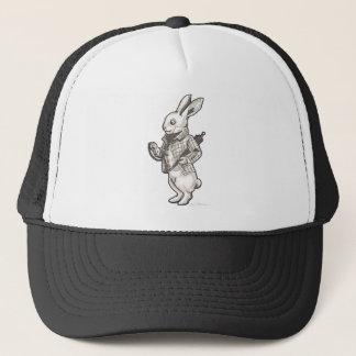 White Rabbit Trucker Hat