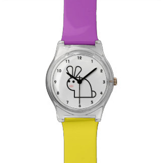 White Rabbit Watch