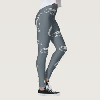 White Rabbit Yoga Leggings