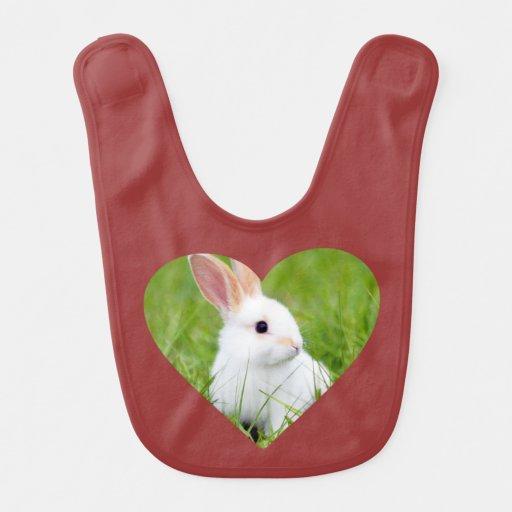 White Rabbit Bibs