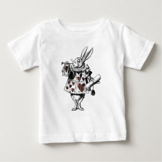 White Rabbits of Hearts - Alice in Wonderland T Shirts