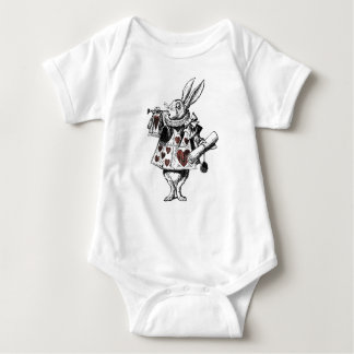 White Rabbits of Hearts - Alice in Wonderland Tees