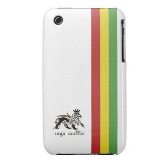 White Rasta Stripe Droid Case. Case-Mate iPhone 3 Case