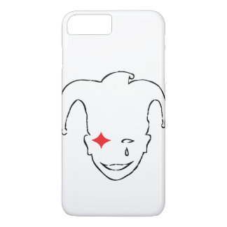 White, Red, And Black MTJ iPhone 7 Plus Case