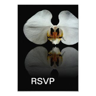 White Reflection Invitations