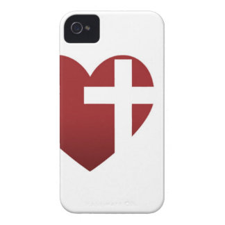 White Rescue Church iPhone 4 Case