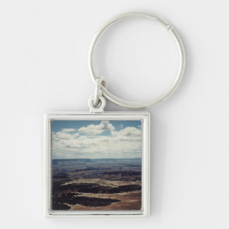 White Rim Canyonlands Utah Key Chain