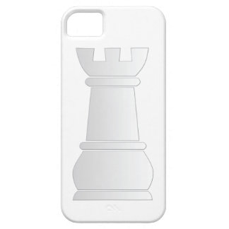 White rock chess piece barely there iPhone 5 case