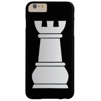 White rock chess piece barely there iPhone 6 plus case