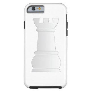 White rock chess piece tough iPhone 6 case