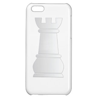 White rock chess piece iPhone 5C cases