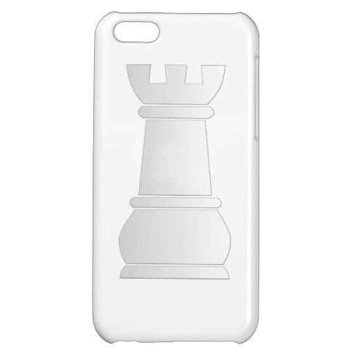 White rock chess piece iPhone 5C cover