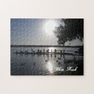White Rock Lake Puzzle