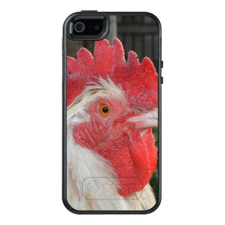 White Rooster With Brown Speckles, OtterBox iPhone 5/5s/SE Case