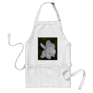 White Rose and meaning Aprons