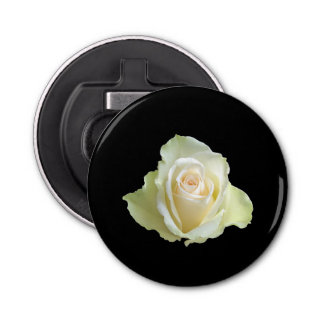 white rose bottle opener