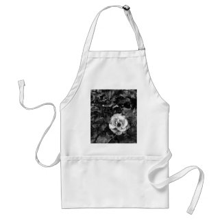 White Rose Collection Standard Apron