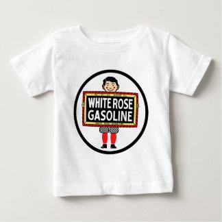 White Rose Gasoline flat version Tshirts