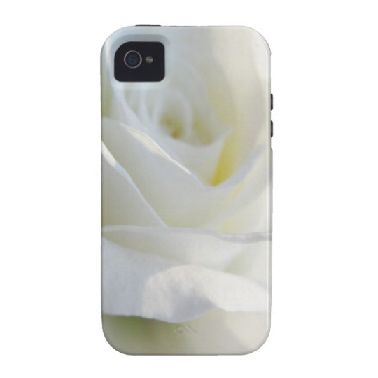 White Rose iPhone 4 - Beautiful Case For The iPhone 4