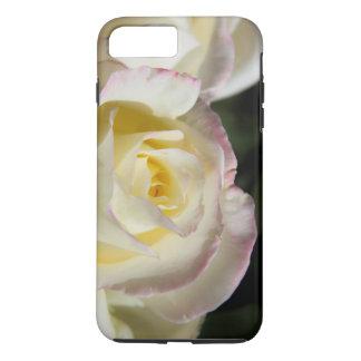 White rose iPhone 7 Plus tough case