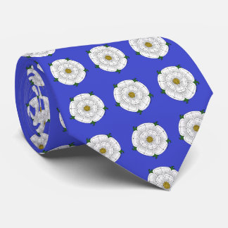 White Rose of York Tie