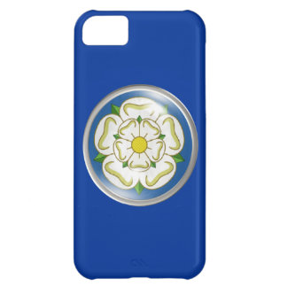 White Rose of Yorkshire Flag iPhone 5C Case