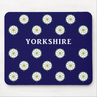 White Rose of Yorkshire Mousepad