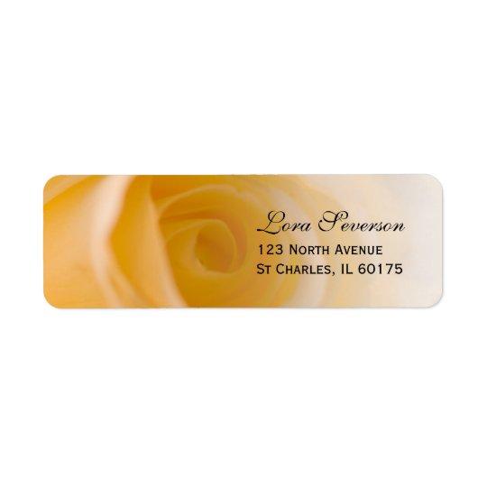 White Rose Return Address