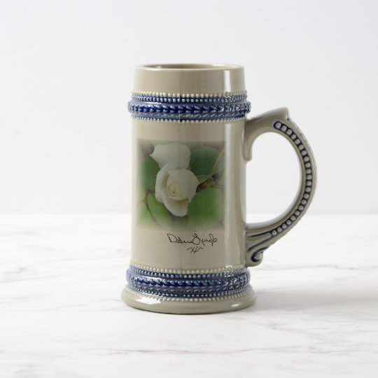 White Rose Signature Mug