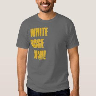 White Rose Wah! Shirt