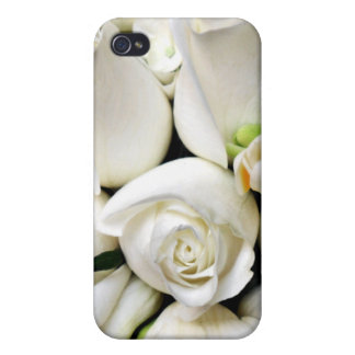 White Roses,for any occasion_ iPhone 4 Covers