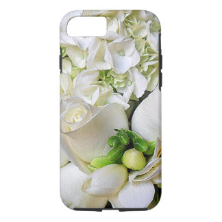 White Roses,Happy_ iPhone 7 Case