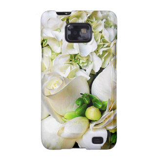 White Roses,Roses of Love_ Samsung Galaxy SII Covers